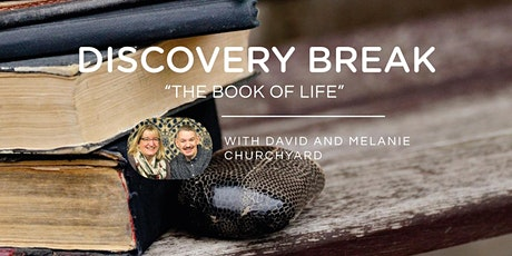 DISCOVERY BREAK – JUNE 2020 - with David and Melanie tickets