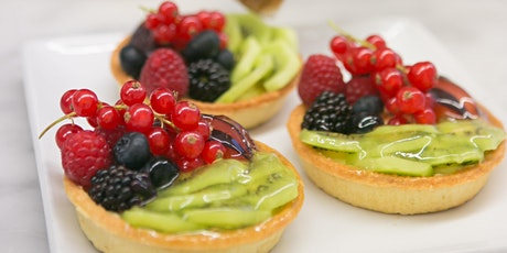 Patisserie Class: Sweet Pastry Tarts tickets