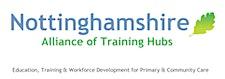 Nottinghamshire Alliance of Training Hubs logo