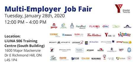FREE Job Fair (Over 35 Employers) tickets