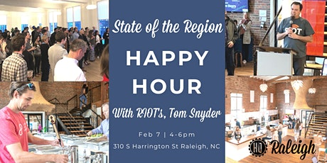 State of the Region Happy Hour tickets