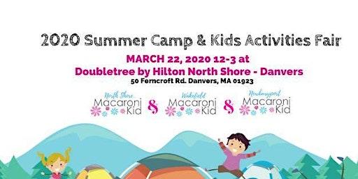 2020 Macaroni Kid Summer Camp & Kids Activities Fair