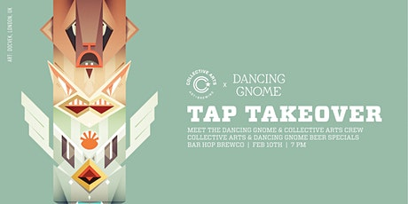 Collective Arts X Dancing Gnome Tap Takeover at Bar Hop tickets