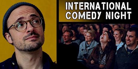 International English Comedy Night! Tickets