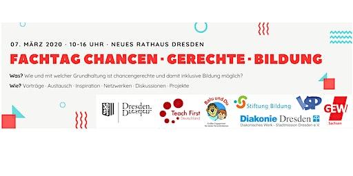 Fachtag Chancen·Gerechte·Bildung Dresden