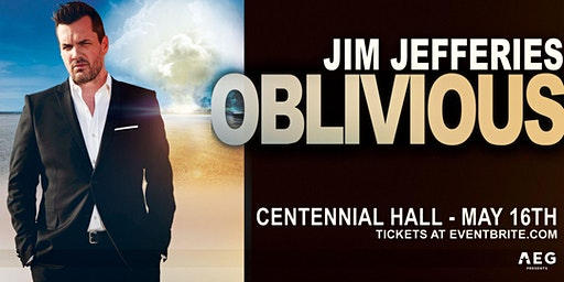Jim Jefferies: Oblivious