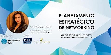 Encontro de Empresários Curitiba - Planejamento Estratégico de Networking ingressos