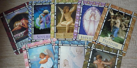 Angel Oracle Card Reading tickets