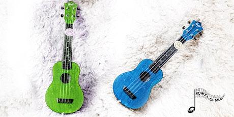 Learn to Play the Ukulele! (Otaniemi) tickets