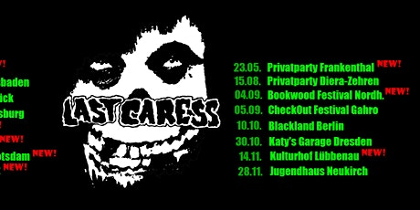 Last Caress / Misfits Tribute tickets
