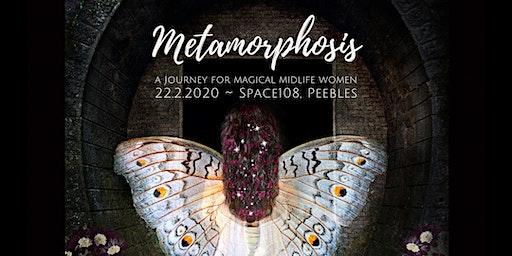 Metamorphosis Journey for Magical Midlife Women
