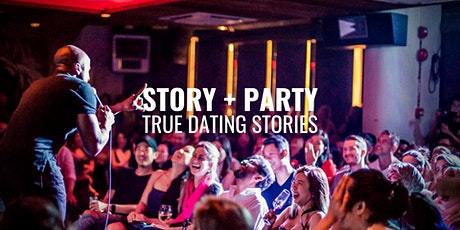 Story Party Red Deer | True Dating Stories tickets