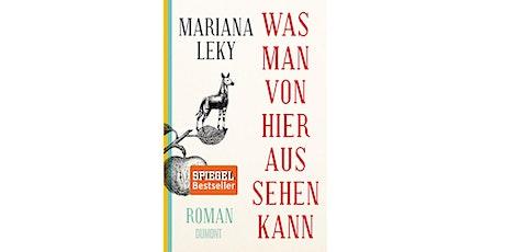 "Book Club Meeting: ""Was man von hier aus sehen kann"" by Mariana Leky tickets"