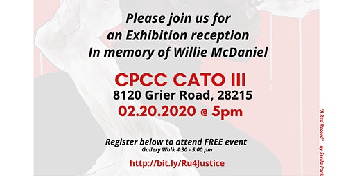 Remember, Reflect, Reconcile & Reimagine (R4): In Memory of Willie McDaniel