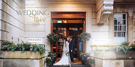 Manchester Hall Wedding Fair tickets