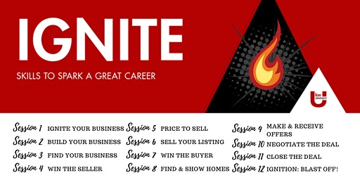Ignite at Night - Feb 2020 Session