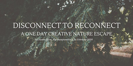 One Day Creative Nature Escape tickets