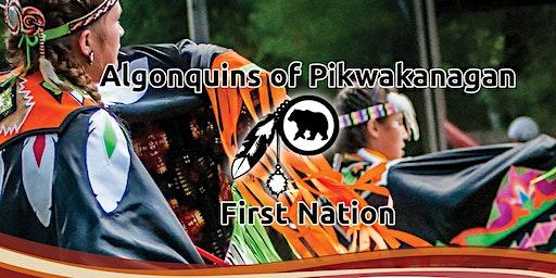 Algonquins of Pikwakanagan Visit  - Tuesday, February 25, 2020