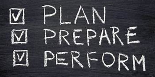 Plan, Prepare, Perform: 5th Grade Writing Test Prep Conference