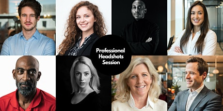 Professional Headshot Session at WeWork 15 Bishopsgate tickets
