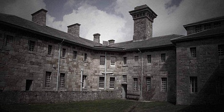 Beaumaris Gaol Ghost Hunt - 25th April 2020 tickets
