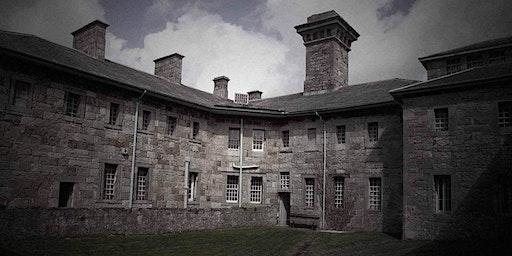 Beaumaris Gaol Ghost Hunt - 25th April 2020