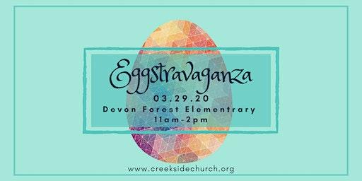 Creekside Church: Eggstravaganza 2020