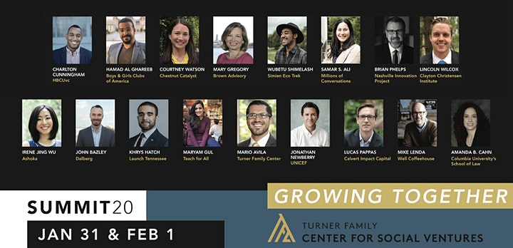 Summit 20: GROWING TOGETHER image
