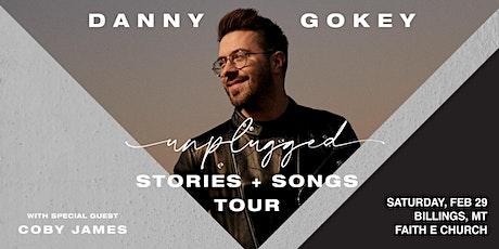 Danny Gokey (Billings, MT) tickets