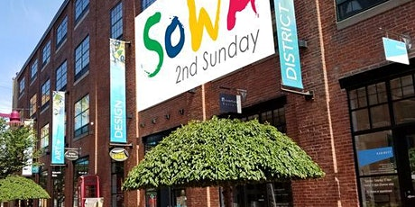 SoWa Second Sunday tickets