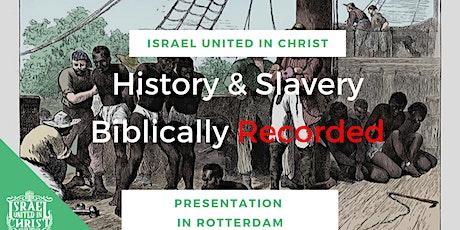 Black History & Slavernij tickets