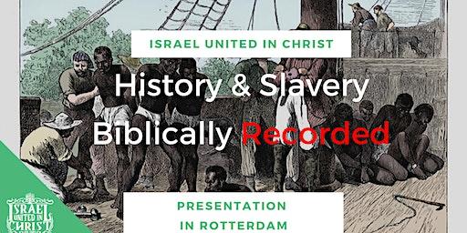 Black History & Slavernij