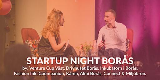 Startup Night Borås