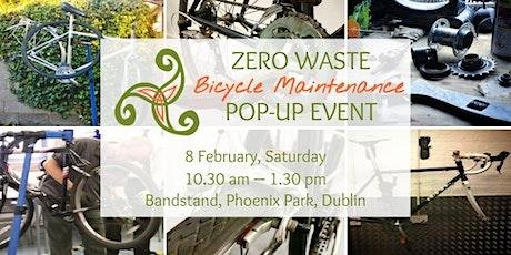 Bicycle Maintenance - Zero Waste Pop-Up Event tickets
