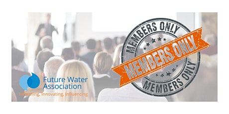 Future Water Association Member Engagement Forum tickets