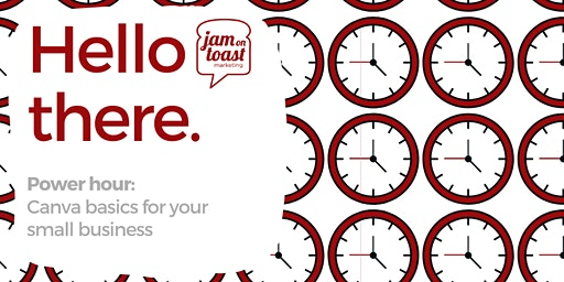 Power hour: Canva basics for your small business