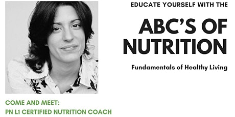 ABC's of Nutrition tickets
