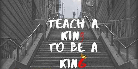 Teach a King to be a King tickets