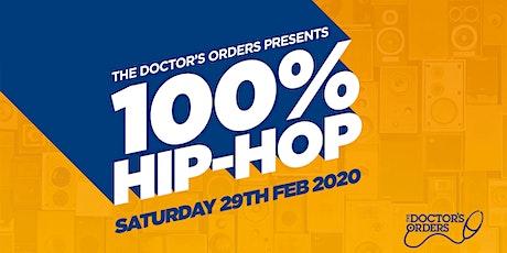 100% Hip-Hop tickets