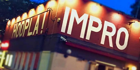 Hoopla Improv Jam -  Early show. tickets