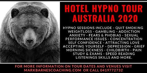 Hotel Hypno Tour Adelaide 2020