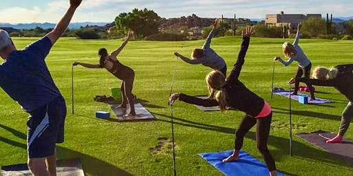 Hit the links in 2020 to your best ability!  Incorporate yoga into the golf