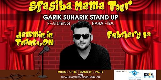 Garik Suharik Stand up in Toronto