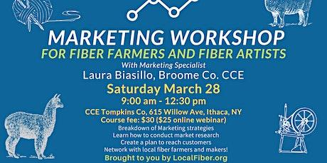 LocalFiber Marketing Workshop tickets