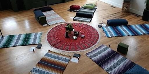 Renew   Restore - Yoga with Reiki Healing Touch - March 14