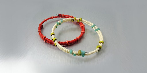 CRAFTING: Springy Beaded Bangles with Alison Lesniak