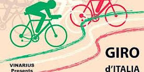Giro d'Italia with a Wine Glass tickets
