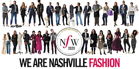 Nashville Fashion Week 2020: All Access Passes and Runway Passes tickets