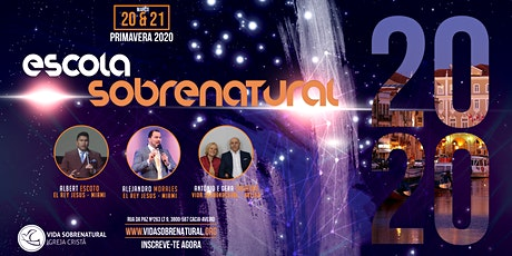 Escola Sobrenatural Primavera 2020 tickets