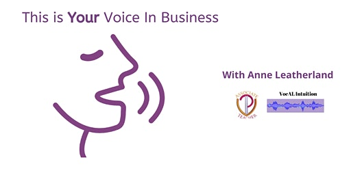 This is Your Voice in Business